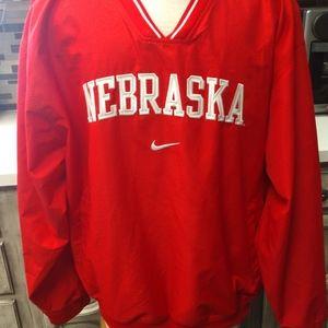 Mike Nebraska pullover
